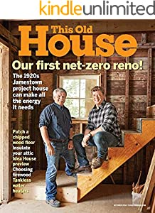 THIS OLD HOUSE Magazine