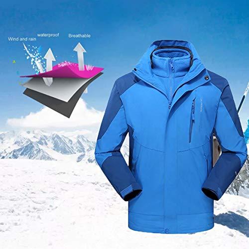 Hiver Camping Imperméable Sport Manteau Pull Intérieure Chaud Ski 1n4xRqEw