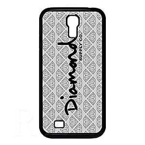 diamond supply co HD Phone Case for Samsung Galaxy S4 I9500 Case (Black)