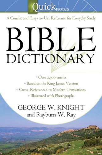 Quicknotes Bible Dictionary - 1