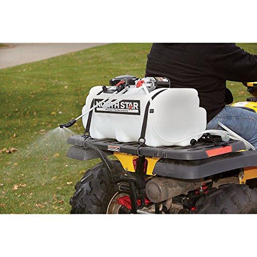 NorthStar ATV Broadcast and Spot Sprayer - 16 Gallon, 2.2 GPM, 12 Volt