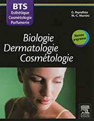 Biologie Cosmétologie: BTS Esthétique-Cosmétologie-Parfumerie