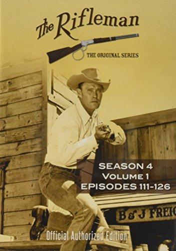 The Rifleman: Season 4 Volume 1 (Episodes 111 - 126)