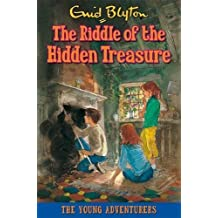The Riddle of the Hidden Treasure (Young Adventurers) by Enid Blyton (2009-10-31)