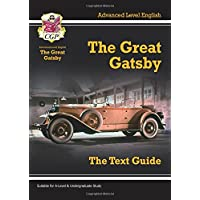 A-level English Text Guide - The Great Gatsby (CGP A-Level English)