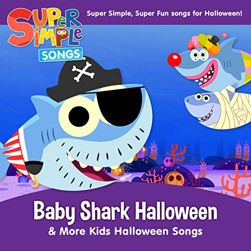 Baby Shark Halloween & More Kids Halloween Songs]()
