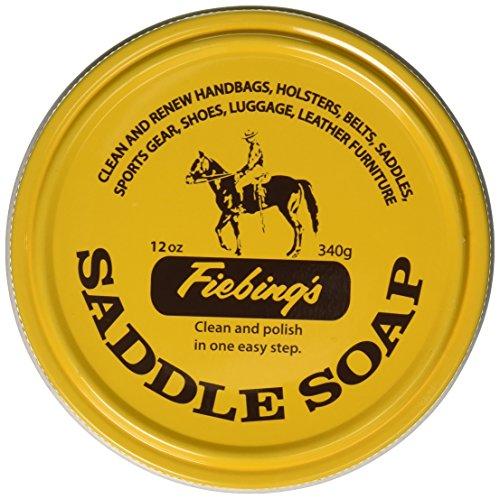 Fiebing's Yellow Saddle Soap (3 Pack), 12 oz ()