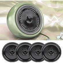 Alto-falante de 45mm, Alto-falante de áudio redondo de 8 ohms e 45mm à prova de água, 10 Pcs 1W para reparar a manutenção de áudio com campainha de alta frequência(p45-8-1w)