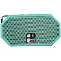 Altec Lansing IMW258-MT Mini H2O 3 Wireless Portable Bluetooth Waterproof Speaker with 30 foot Wireless Range and 6 hours of Bat