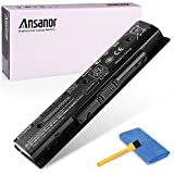 Ansanor 47Wh 10.8V Laptop Battery for HP Pavilion Envy TouchSmart 14 15 17, 710416-001 710417-001 709988-421 709989-421 HSTNN-LB4N HSTNN-LB4O HSTNN-YB4N HSTNN-YB4O [HP PI06]