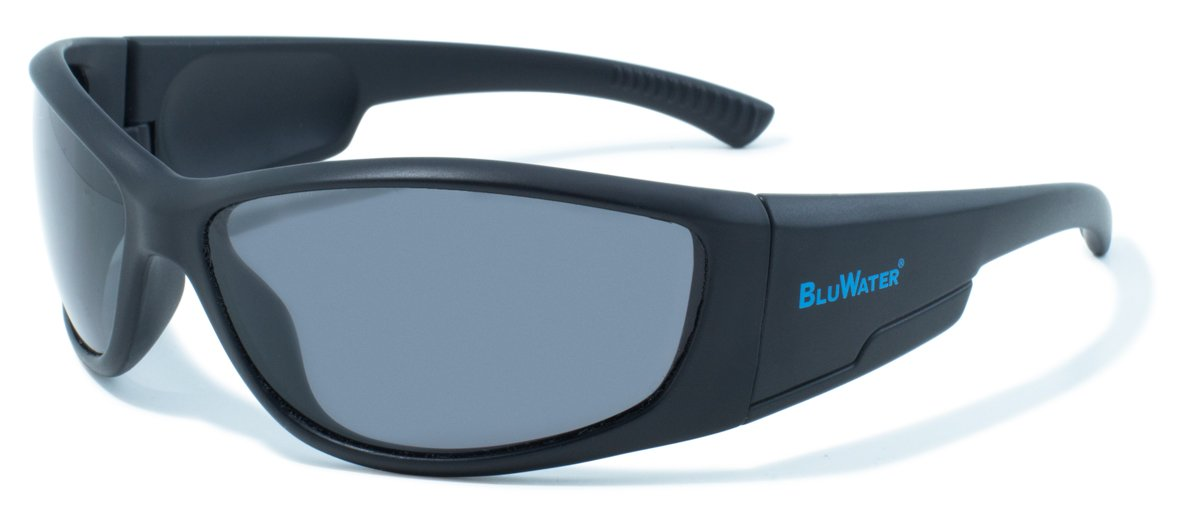 Bluewater Springboard Gr Black Frame Polarized Grey Lensspringboard Gr Global Vision Eyewear Corp