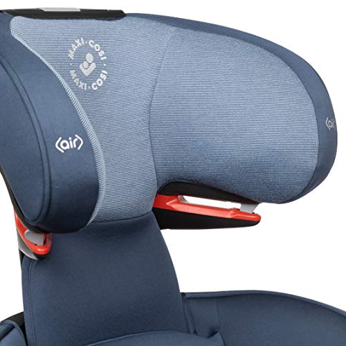 51RM0DZkmKL - Maxi-Cosi Rodifix Booster Car Seat, Nomad Blue, One Size