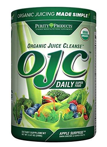 purity organic juice cleanser - 1