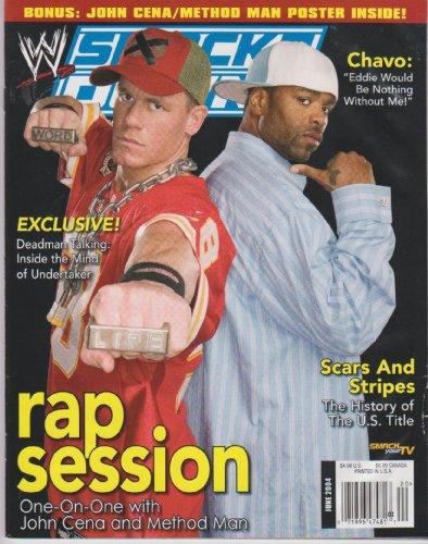 WWE Smackdown Magazine June 2004 ()