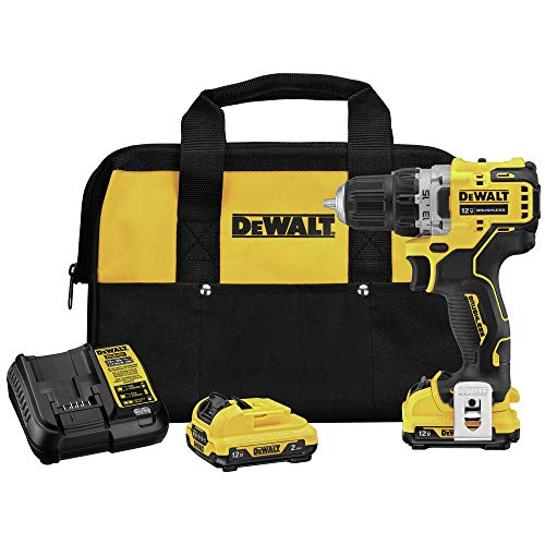 DEWALT DCD701F2 Xtreme 12V Max Brushless 3/8 in. Cordless Drill/Driver Kit - http://coolthings.us