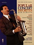 Popular Concert Favorites with Orchestra, , 1596156007