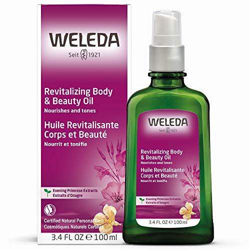 Weleda Refreshing Body & Beauty Oil, 3.4 Fluid Ounce ()