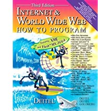 Internet & World Wide Web How to Program (3rd Edition)