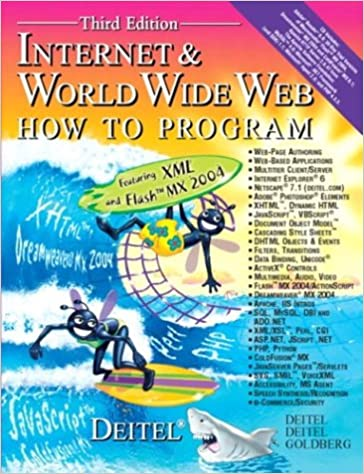 Internet And World Wide Web How To Program Pdf