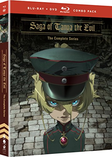 Saga Of Tanya The Evil: The Complete Series [Blu-ray] by Funimation