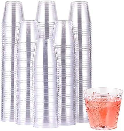 Material de alta calidad: en comparación con las tazas de chupito normales, estas vasos de chupito d
