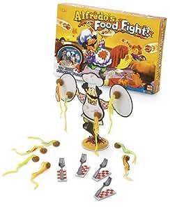 Alfredo's Food Fight