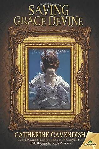 book cover of Saving Grace Devine