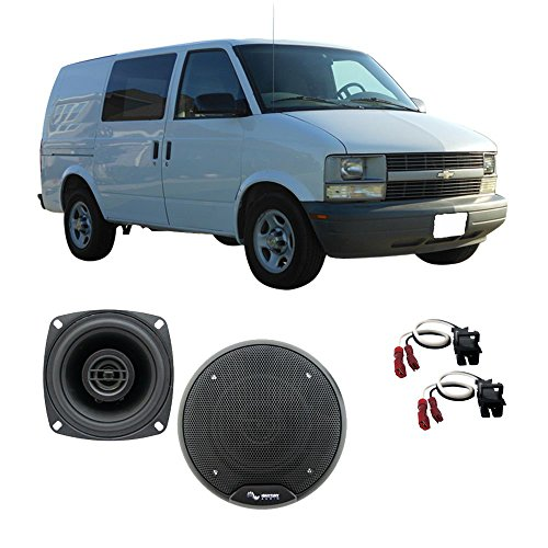 Fits Chevy Astro Van 1996-2005 Rear Pillar Factory Replacement HA-R4 Speakers New