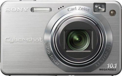 Sony Cybershot DSCW170 10.1MP Digital Camera with 5x Opti...