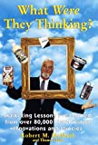 What Were They Thinking?, Robert McMath, 0812929500