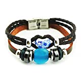 Best Wild Wind Friends Leather Necklaces - Wild Wind (TM) Ancient Chinese Mysterious Blue Ceramics Review
