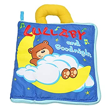amazon com bear goodnight infant books for babies toddlers touch