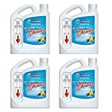 Wet and Forget 801064 64 Oz Weekly Shower Cleaning Spray with Sprayer, 4-Pack