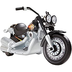 Power Wheels Harley-Davidson Cruiser