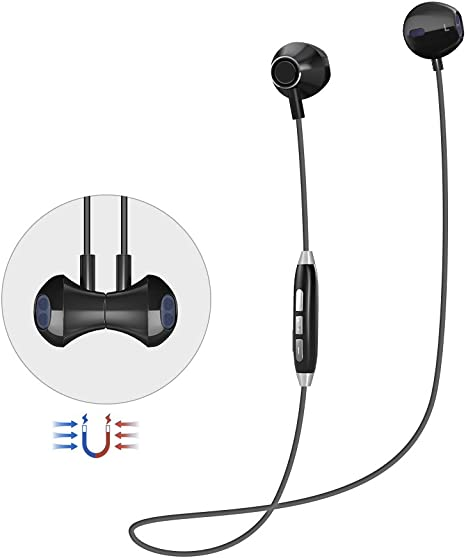Cuffie Bluetooth auricolari, Noise Cancelling: Amazon.it