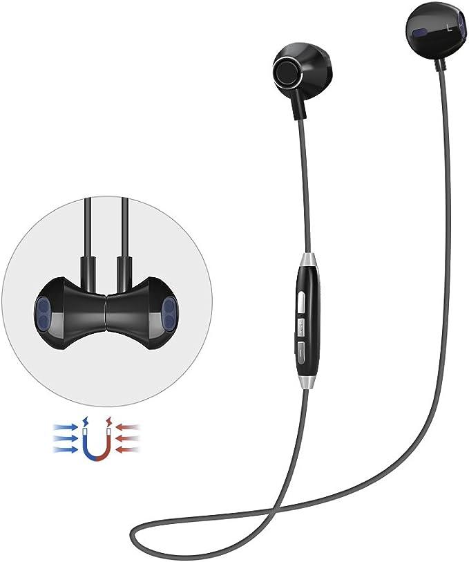 Auricular Manos Libres Bluetooth V4.1 Grandbeing Magnético