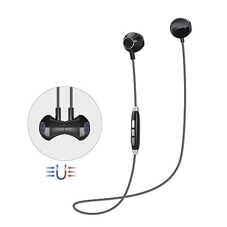 Cuffie Bluetooth Magnetici Sport 9ed4b57e6feb
