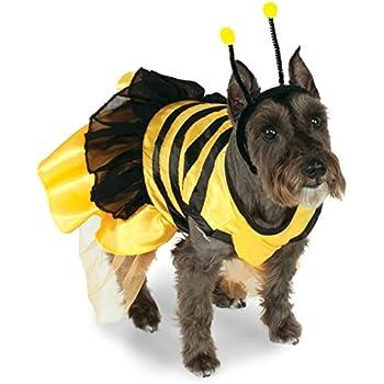 Rubie's Pet Costume, Medium, Bumblebee Dress