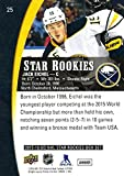 Upper Deck NHL Star Rookies 2015 2016 Limited Edition Factory Sealed 25 Card Set Featuring Connor McDavid, Max Domi, Jach Eichel and Others