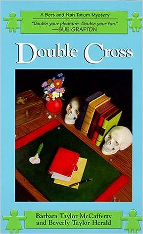 Double Cross A Bert And Nan Tatum Mystery Barbara Taylor