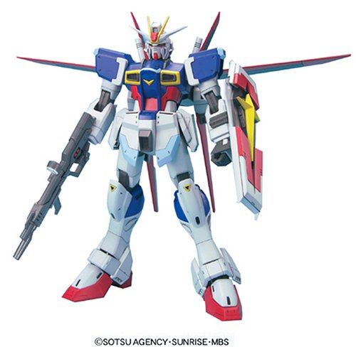Destiny Impulse Gundam - Gundam Seed Destiny 01 Force Impulse Gundam 1/100 Scale