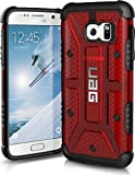 URBAN ARMOR GEAR GLXS7-MGM UAG Samsung Galaxy S7 [5.1-inch Screen] Feather-Light Composite [Magma] Military Drop Tested Phone Case
