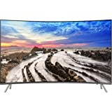 4K Ultra HD Smart LED TV - Samsung Electronics UN65MU8500 Curved 65-Inch 4K Ultra HD Smart LED TV (2017 Model)