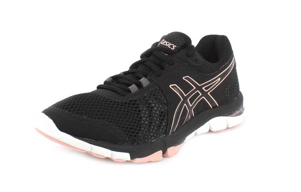 ASICS Women's Gel-Craze TR 4 Cross-Trainer Shoe B077NGYYFM 9.5 B(M) US|Black/Frosted Rose