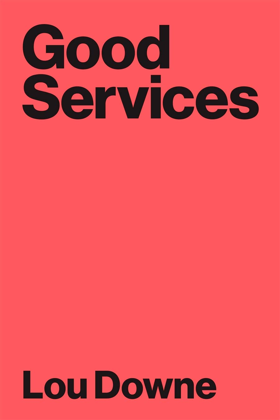 Picture of the Good Services book cover
