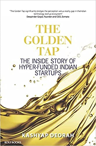Buy The Golden Tap: The Inside Story of Hyper Funded Indian