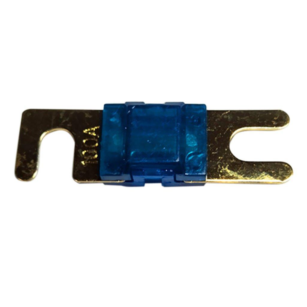 100A H HILABEE Porta Fusibili per Auto Mini Ans Fusebox Block Cover Antipolvere 150A