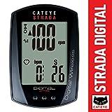 CAT EYE Strada Digital Wireless Bike Computer, Double