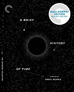 Criterion Collection: A Brief History of Time [Blu-ray] [Import]