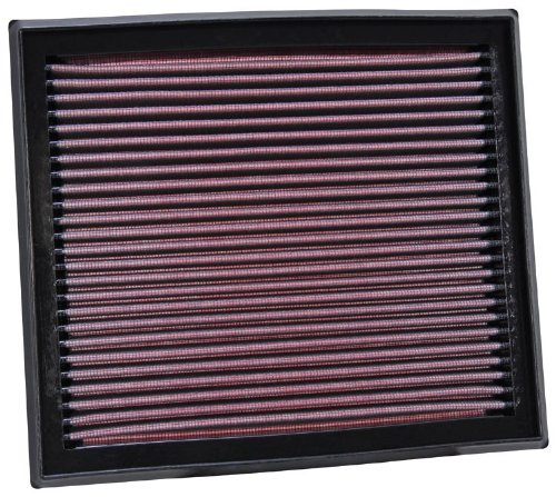 K&N 33-2873 High Performance Replacement Air Filter